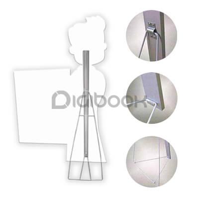 Produk Human Standing 2 Digibook Promotion