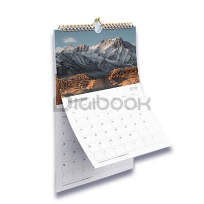 Produk Kalender Dinding A3+ 2 Digibook Promotion