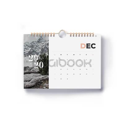 Produk Kalender Dinding Custom 1 Digibook Promotion