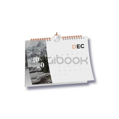 Produk Kalender Dinding Custom 2 Digibook Promotion