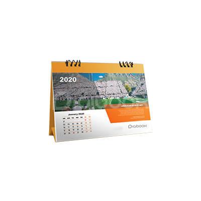 Produk Kalender Meja Landscape 1 Digibook Promotion