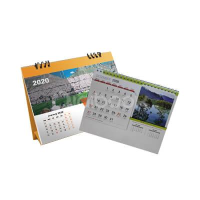 Produk Kalender Meja Landscape 2 Digibook Promotion