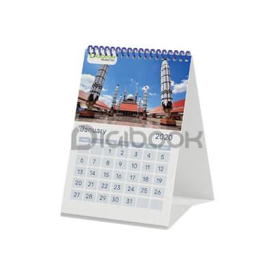 Produk Kalender Meja Potrait 1 Digibook Promotion