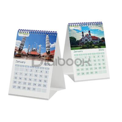 Produk Kalender Meja Potrait 2 Digibook Promotion