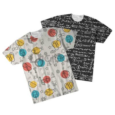 Produk Kaos Full Print 2 Digibook Promotion