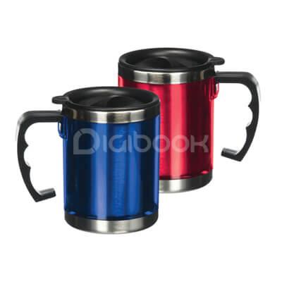 Produk Mug Stainless Steel Standart 2 Digibook Promotion