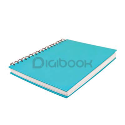 Produk Notebook Spiral Hardcover 2 Digibook Promotion