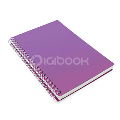 Produk Notebook Spiral Softcover 1 Digibook Promotion
