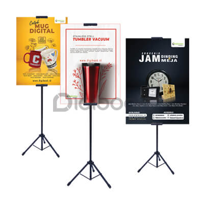 Produk Pop Up Impraboard 2 Digibook Promotion