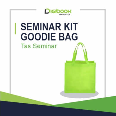 Produk Seminar Kit Goodie Bag Digibook Promotion