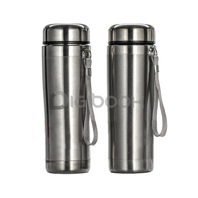 Stainless Bottle Rope Digibook Promotion