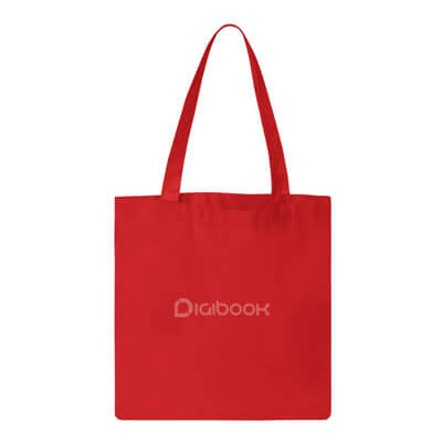 Tas Goodie Bag Merah Digibook Promotion