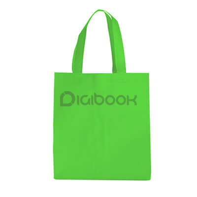 Tas Spundbond Hijau Digibook Promotion