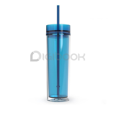Tumbler Straw Rainbow Digibook Promotion
