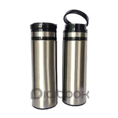 Tumbler Vacuum Flask Straight Plus Digibook Promotion