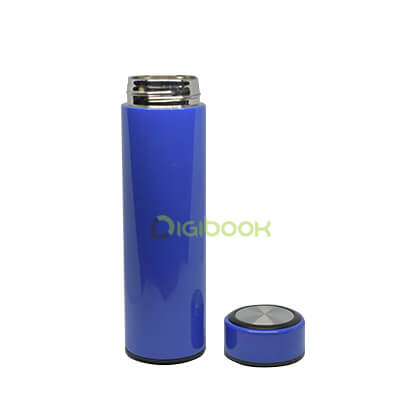 Tumbler Vacuum Flask Straight TC 208 Digibook Promotion