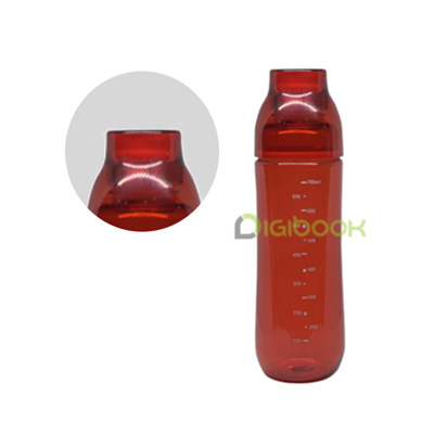 Tutup Bottle Tracker Digibook Promotion