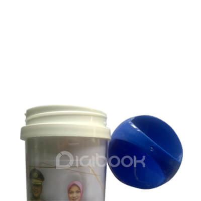 Tutup Tumbler Piramid Digibook Promotion