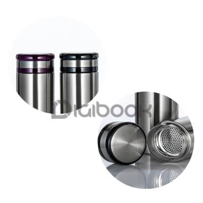 Tutup Tumbler Vacuum Flask Straight TC 209 Digibook Promotion
