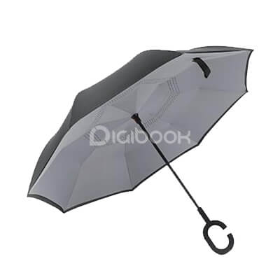 Umbrella Double Sided Digibook Promotion